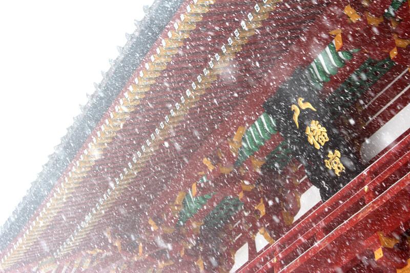 雪の鎌倉_26