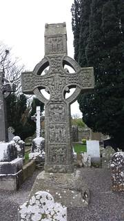 Muiredach's High Cross - Monasterboice, Drogheda, Ireland