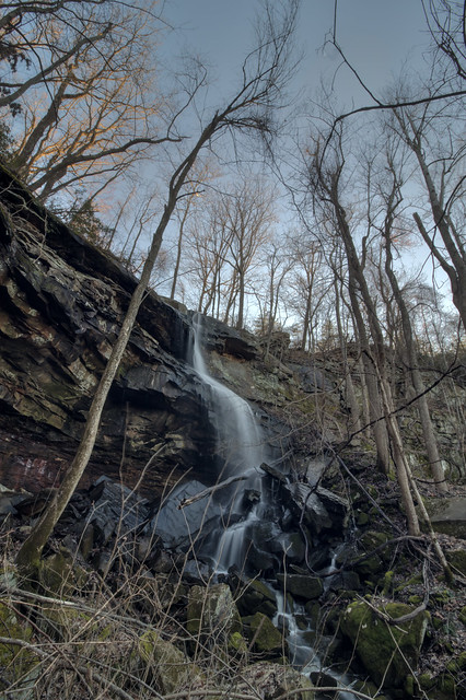 Unnamed Falls, White County, Tennessee 2