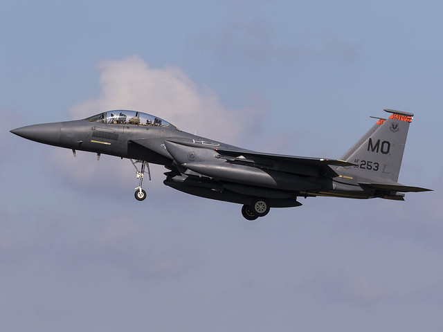 United States Air Force   McDonnell Douglas F-15E Strike Eagle   90-0253