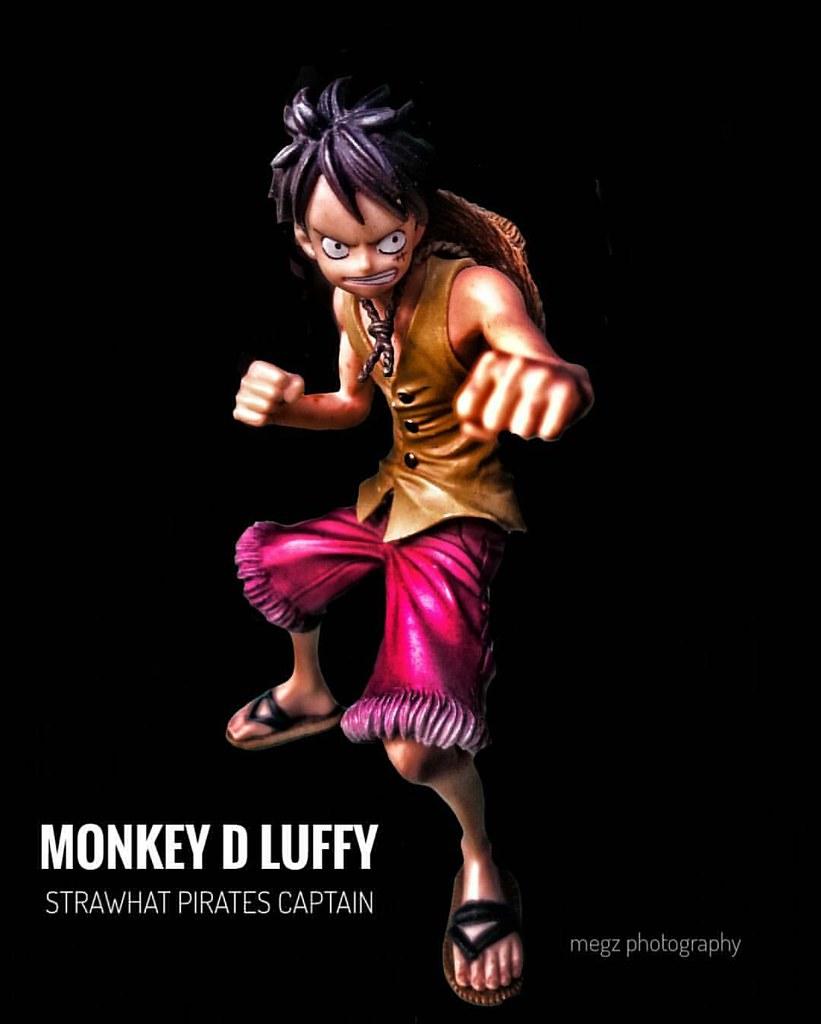 Monkey D Luffy Pirateking Onepiece Strawhat Anime An
