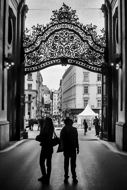 Vienna / Wien; Hofburg