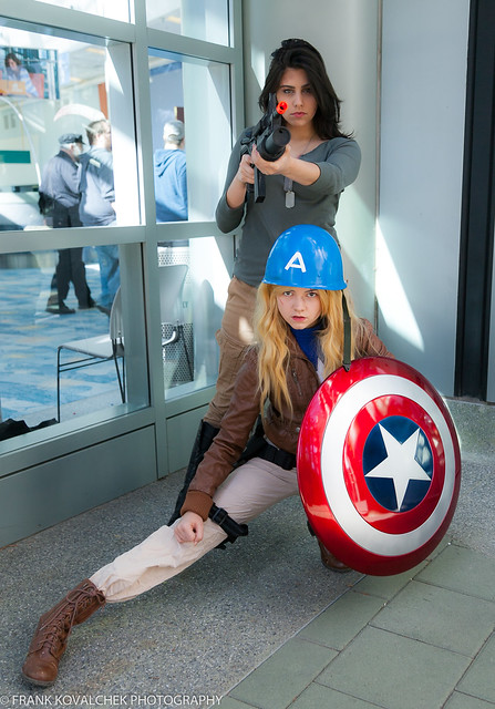 Cosplayer(s) at the 2017 Wondercon - Saturday
