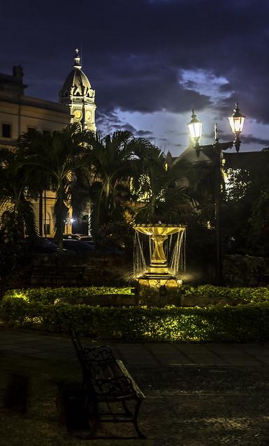 Old Quarters in Panama City, Panama