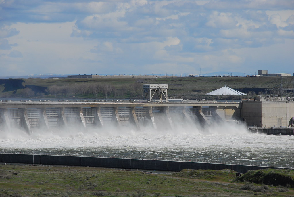 McNary Dam, Columbia River