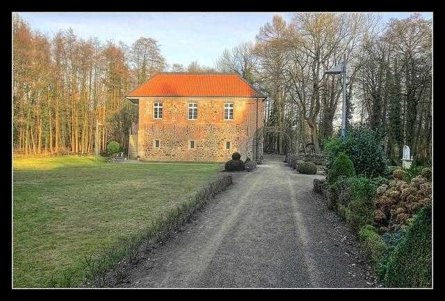 Haltern am See - Schloss Sythen
