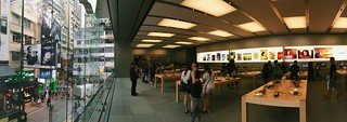 Hysan Place Apple Store Pano | by sangsara
