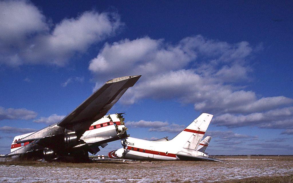 Aircraft Junkyard, Arizona | 1993 Nikon FM-2 Nikkor 35mm f1