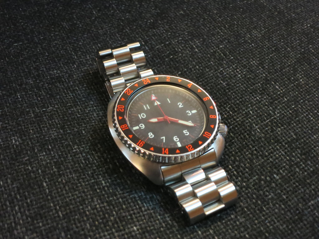 my 6309 with dagaz dial and bezel and yobokies hammer stra… | Flickr