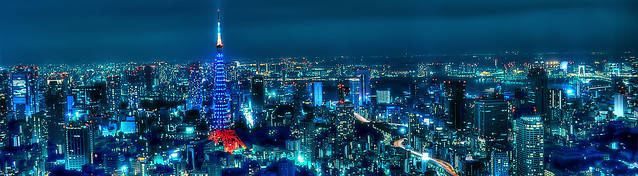 Tokyo, cover photo