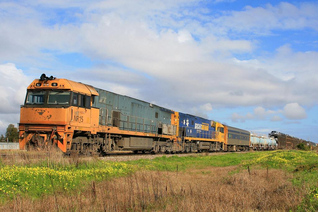 7MP5 NR15+NR101 by Trackside Photography Australia