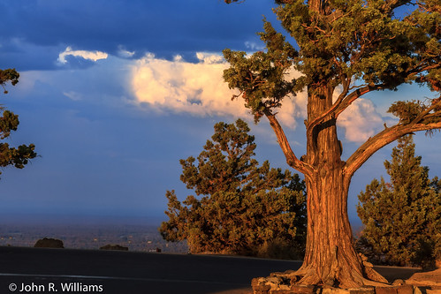 trees sky mountains nature clouds oregon landscape photography desert bend hill cascades junipers