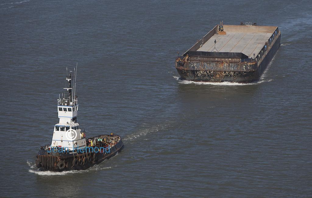 Aerial Of McKiel Marine tug TONY MCKAY IMO:7227786, MMSI:3… | Flickr