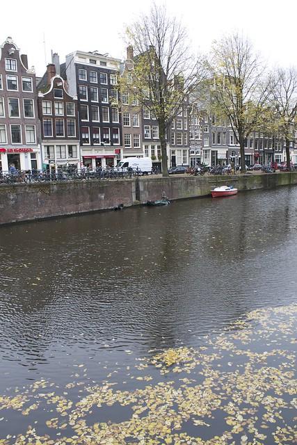Visiting Amsterdam  |  Netherlands