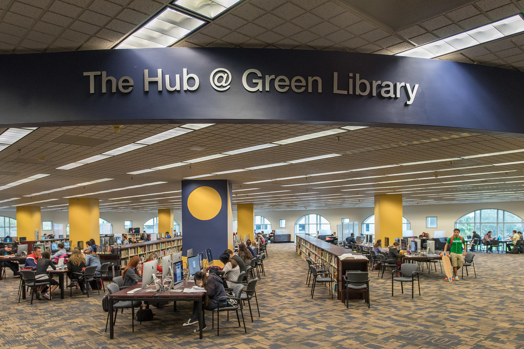 Green Library - The Hub