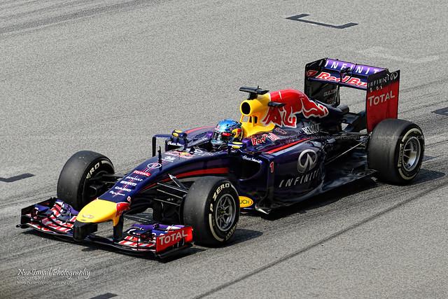 Sebastian Vettel - Infiniti Redbull Racing