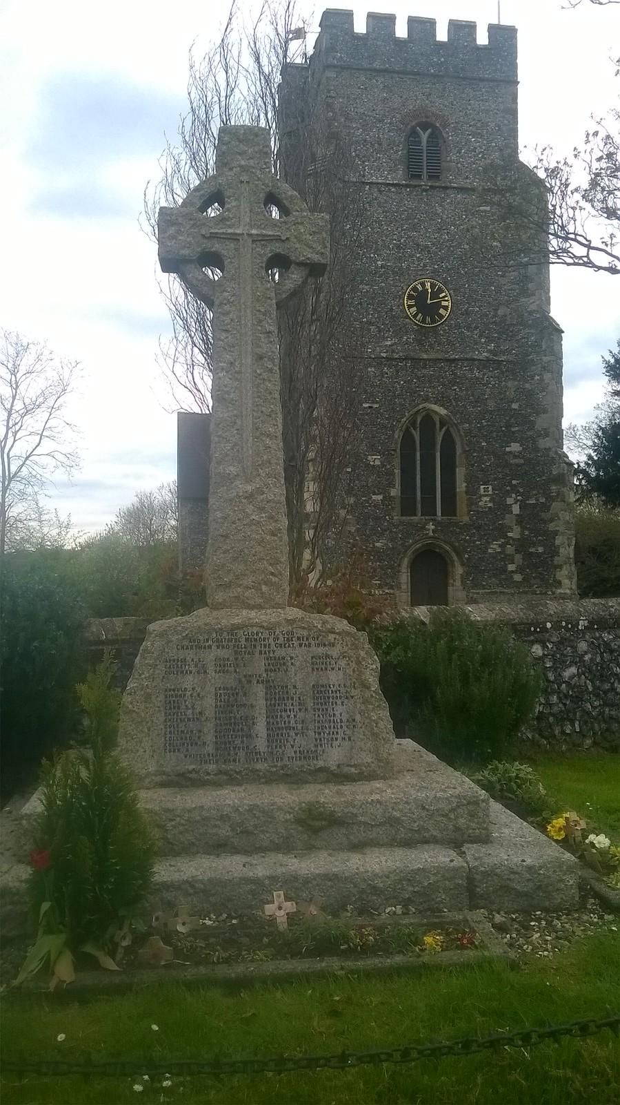 St Mary's Chartham