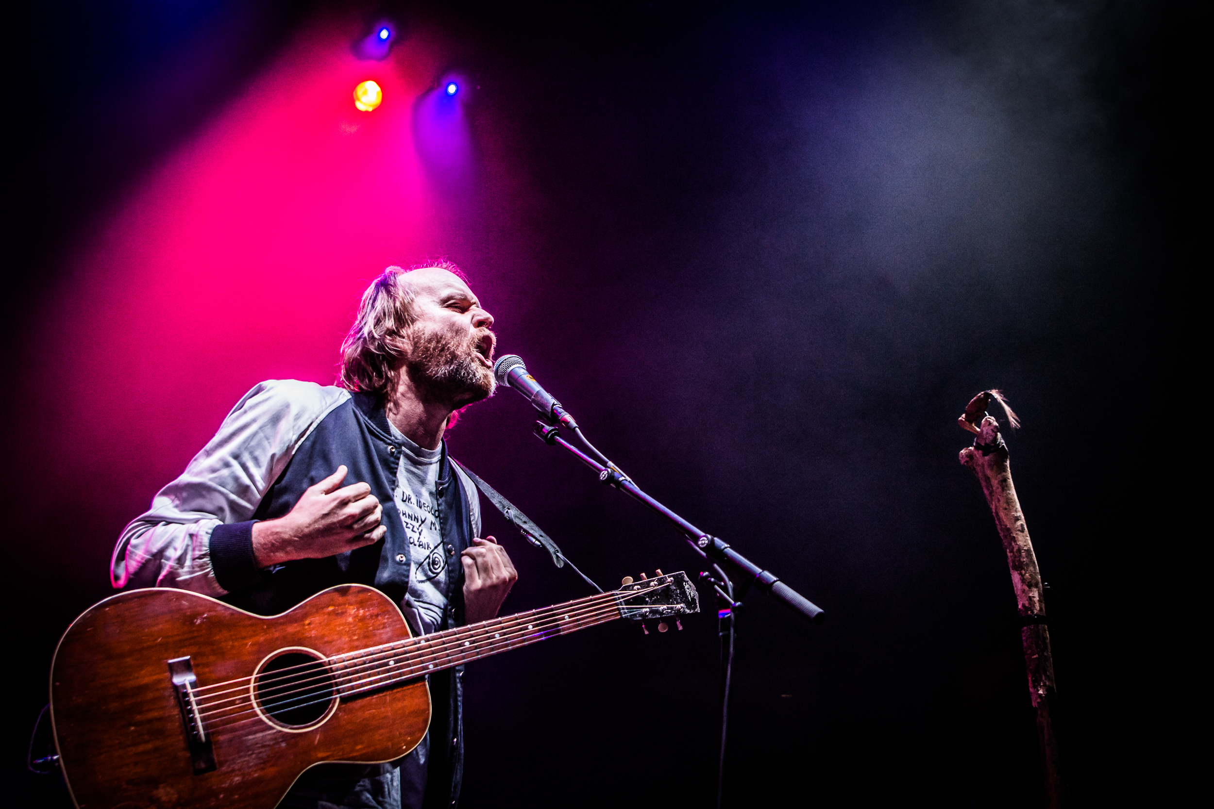 Admiral Freebee @ Little Waves Festival 2017 (© Timmy Haubrechts)