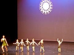 Small Girls - Dance Recital - Klamath Dance and Exercise - Ross Ragland Theater 2013