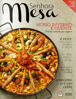 Revista Senhora Mesa - 2ª Edição (fotos: Jorge Queiroz)