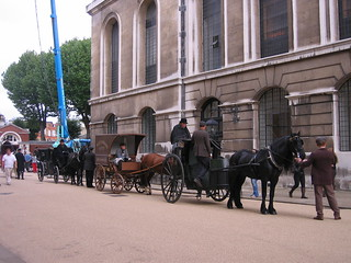 Filming at Old Royal Naval College - 1