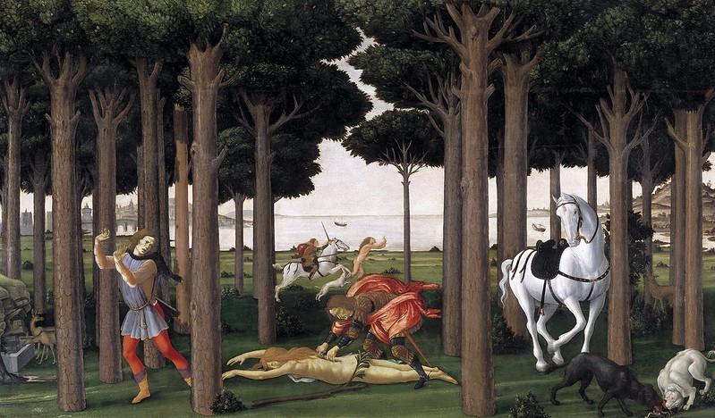The Story of Nastagio degli Onesti (II)
