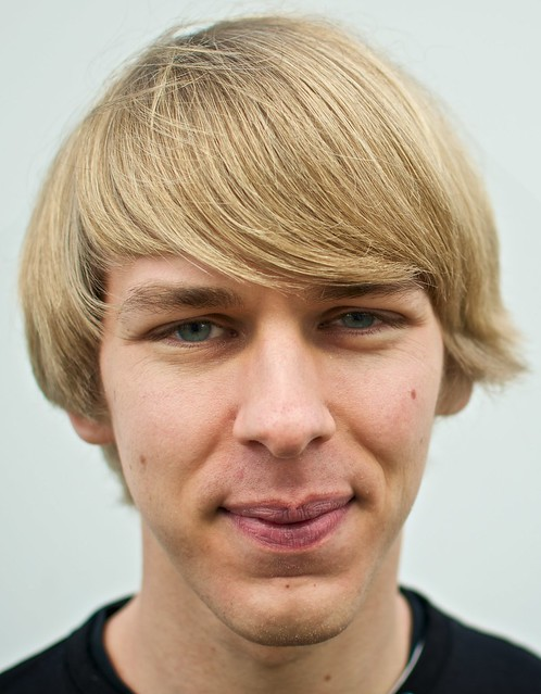 Philipp's front look