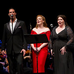 2012 Festival of the Arts BOCA Opera Goes to the Movies with Angela Meade, Jennifer Johnson Cano, James Valenti and the Boca Raton Symphonia conducted by Festival Music Director Constantine Kitsopoulos