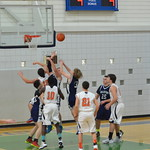 Boys JV Basketball vs. Suffield 2014