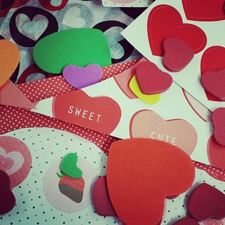 Project Valentine – Volunteering to Make Valentine's Day Cards for CancerCare Manitoba Patients | by BenRogersWPG
