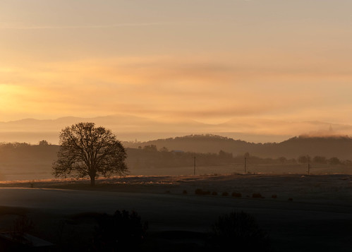 thanksgiving sun oregon sunrise landscape unitedstates medford
