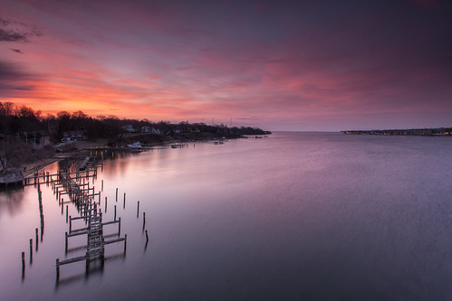 sunrise dawn cloudy pastels annapolis doh navalacademy severnriver highperspective navalacademybridge severninn sleptlate wardourbluffs missedthealarm