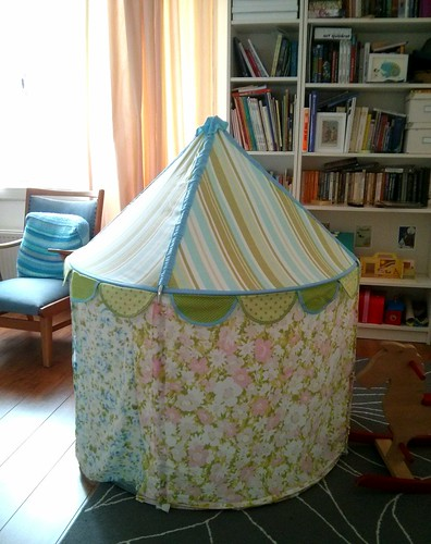 play tent | by allisongryski