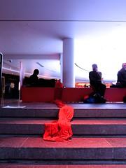 Martine Viale, Ma Intervalle (actions infiltrantes), Place des arts, 4e saison, 25 mars 2014