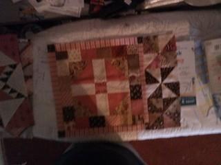 block with pinwheels