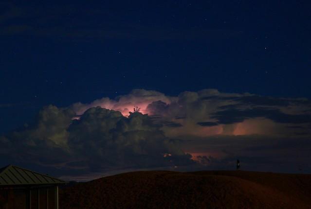 The Gathering Storm - Utah Evening