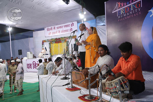 Sindhi devotional song by Nirmala and Saathi from Solapur