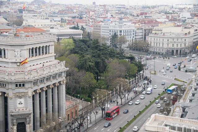 20170423-Unelmatrippi-Madrid Círculo de Bellas Artesin terassilta käsin
