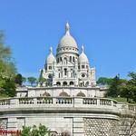Paris - Sacré-Cœur Basilica