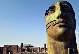 Pompeii - Mitoraj