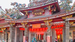 Daxi Town   by MJ Klein   TheNHBushman.com