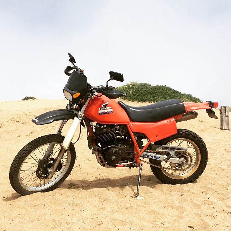 1987 XL600R FOR SALE! Great bike, plated, registered and s