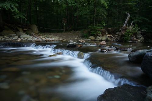 waterfall shenandoahnationalpark