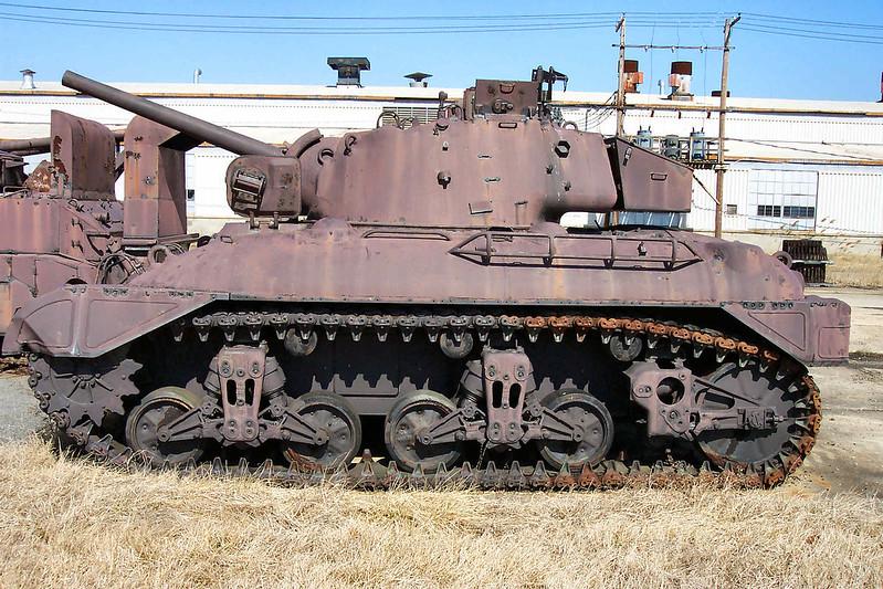 M7軽戦車(3)