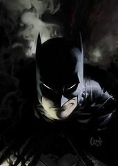 Batman by Greg Capullo.