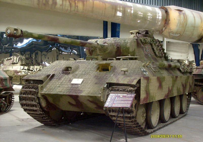 PzKpfw V ausf A (1)