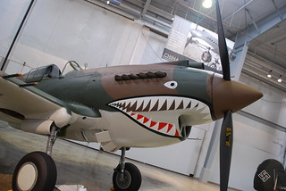 Curtiss P-40C Tomahawk | by OnceAndFutureLaura