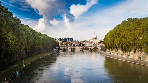 Vatican City from Rome - ND0_6607