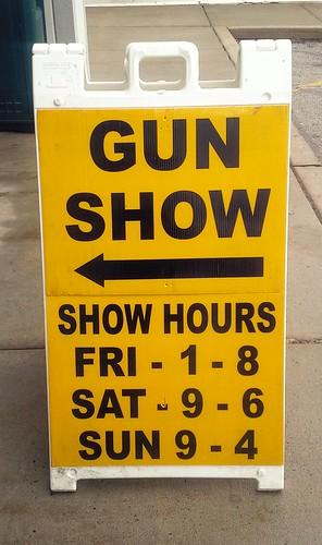 A Day at the Gun Show