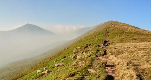 nikon d7100 landscapemountains brecon wales great britain hiking walking breconbeacons april